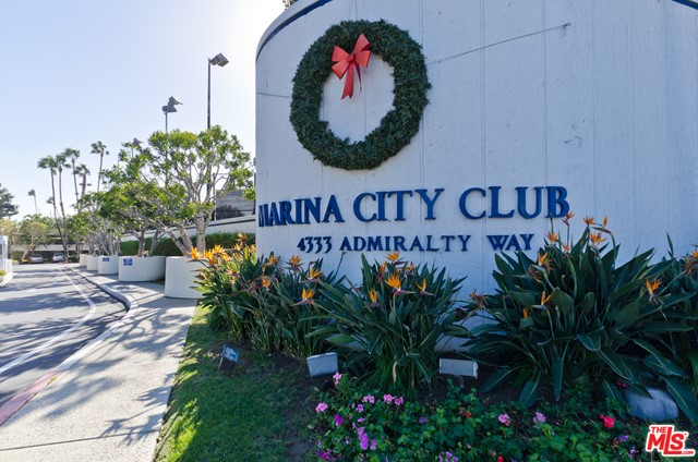 4316 Marina City 202G Marina del Rey CA 90292