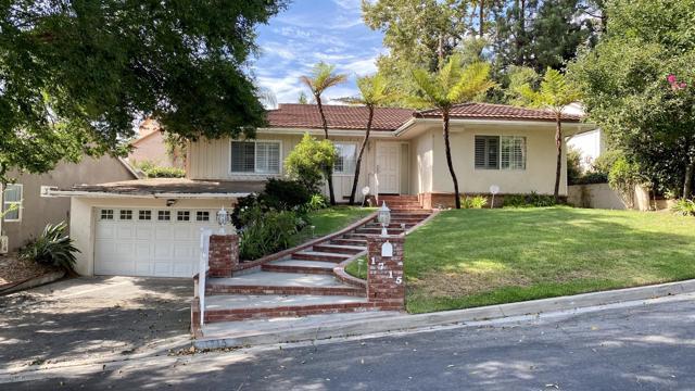 1715 La Barranca, La Canada Flintridge, California 91011, 3 Bedrooms Bedrooms, ,2 BathroomsBathrooms,Single family residence,For Lease,La Barranca,P0-820003391