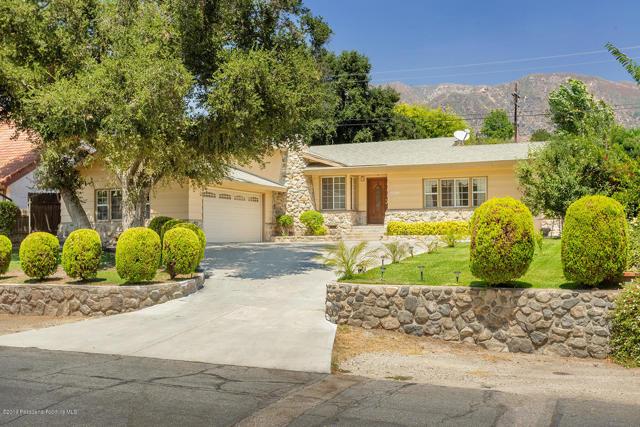 3431 Encinal Avenue, La Crescenta, California 91214, 3 Bedrooms Bedrooms, ,2 BathroomsBathrooms,Residential,For Sale,Encinal,819003812