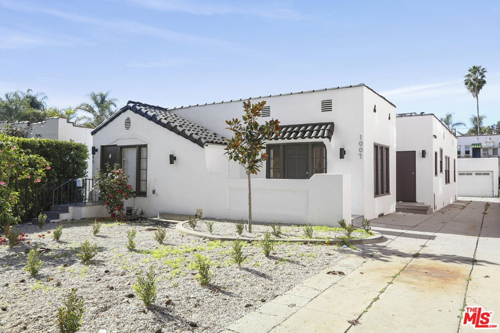 1007 N Harper Avenue #  West Hollywood CA 90046