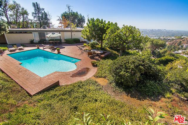 1535 BLUE JAY Way Los Angeles, CA 90069 - MLS #: 17191360