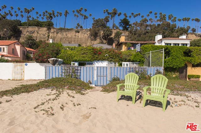 Single Family Home for Rent at 702 Palisades Beach Road Santa Monica, California 90402 United States