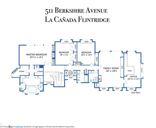511 Berkshire Avenue, La Canada Flintridge CA: http://media.crmls.org/mediaz/CA24919C-3F96-493D-BB5C-BA75D03F87B3.jpg