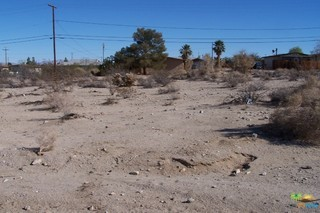 Photo of home for sale at 0 UTAH Trail, 29 Palms CA