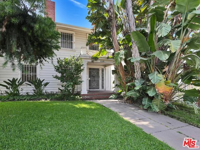 5326 Lemon Grove Avenue  Los Angeles CA 90038