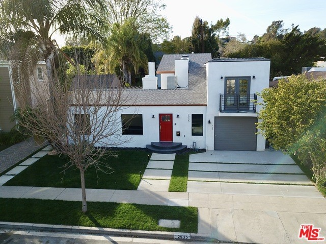 2935 S BEVERLY Drive #  Los Angeles CA 90034