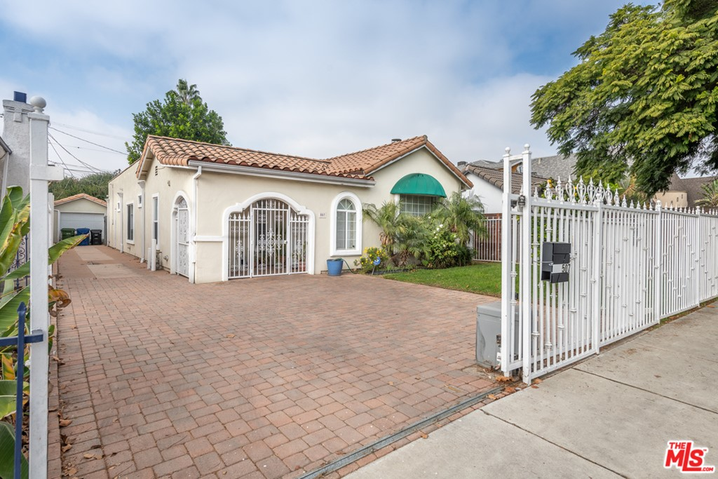 507 N Crescent Heights Boulevard #  Los Angeles CA 90048