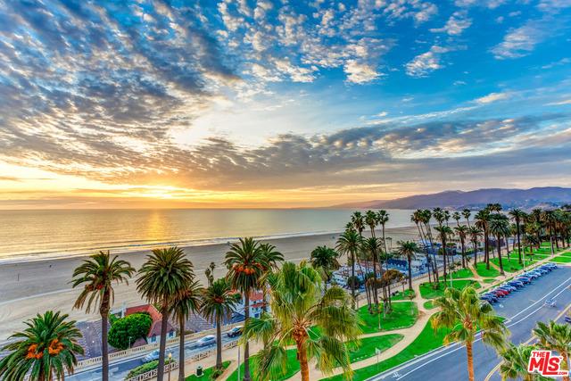 Condominium for Rent at 101 California Avenue Santa Monica, California 90403 United States
