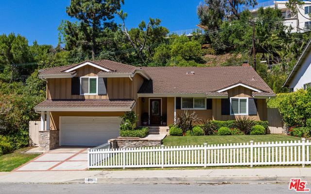 811 JACON Way, Pacific Palisades, CA 90272
