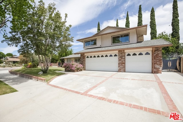 19031 NASHVILLE Street Northridge, CA 91326 is listed for sale as MLS Listing 17227326