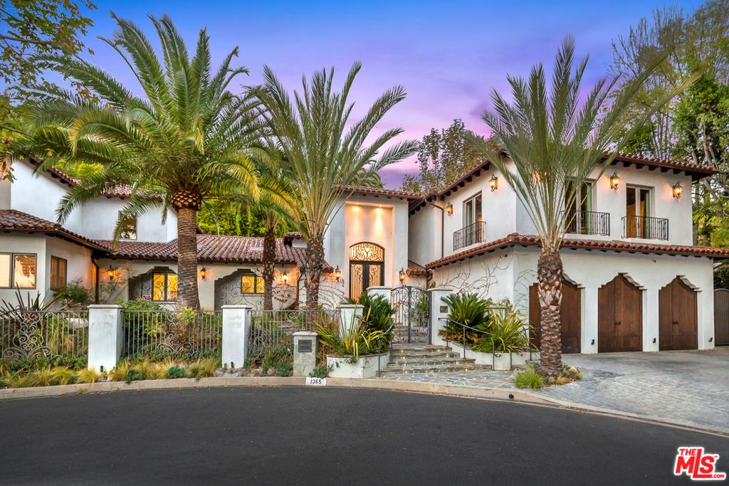 1365 Shadybrook Drive #  Beverly Hills CA 90210