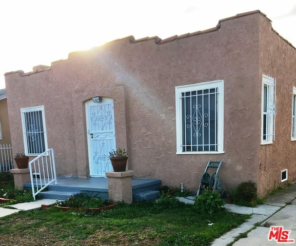 Single Family Home for Rent at 6305 7TH Avenue Los Angeles, California 90043 United States