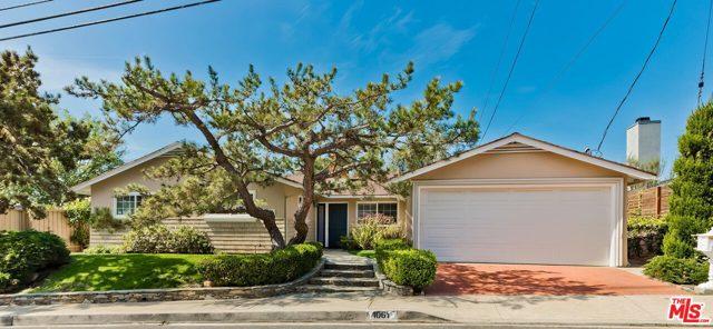 1061 Las Pulgas Road  Pacific Palisades CA 90272
