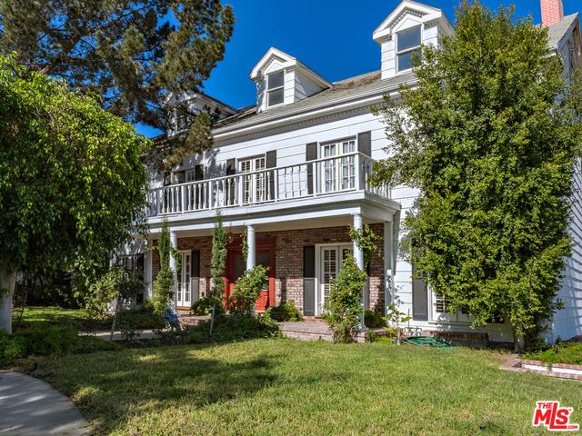 Single Family Home for Sale at 12243 Presilla Road Camarillo, California 93012 United States