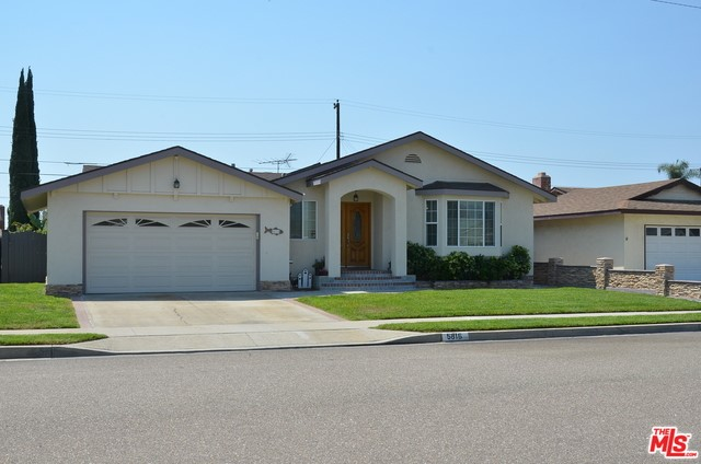 Single Family Home for Sale at 5816 Rio Way Buena Park, California 90620 United States