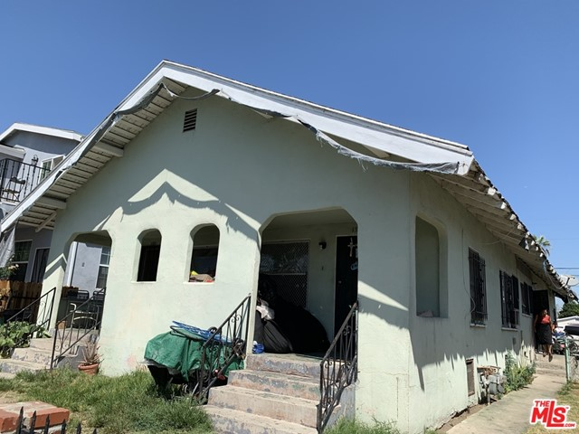 1381 E 48Th Place, Los Angeles, California 90011, ,Residential Income,For sale,48Th,20606610