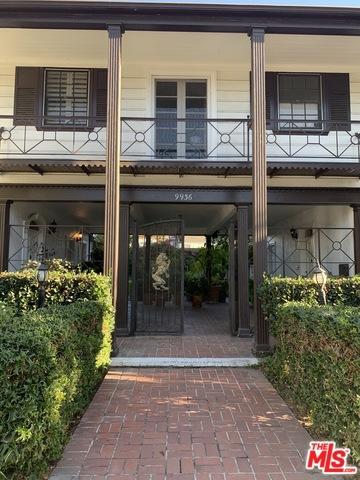 9936 DURANT Drive # D Beverly Hills CA 90212