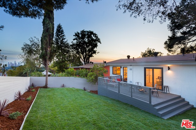 Single Family Home for Sale at 3770 Cazador Street Los Angeles, California 90065 United States