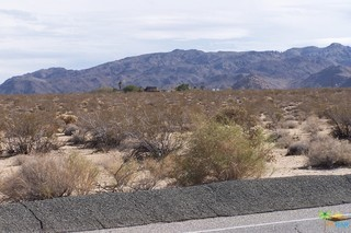 Photo of home for sale at 0 LEAR Avenue, 29 Palms CA