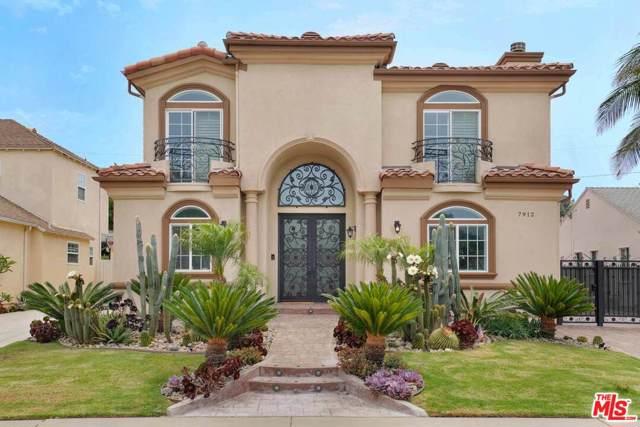 7912 Croydon Los Angeles CA 90045