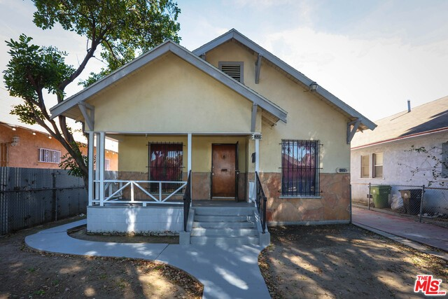 Single Family for Sale at 1225 56th Street E Los Angeles, California 90011 United States