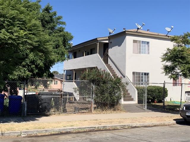 3072 Martin Avenue  San Diego CA 92113