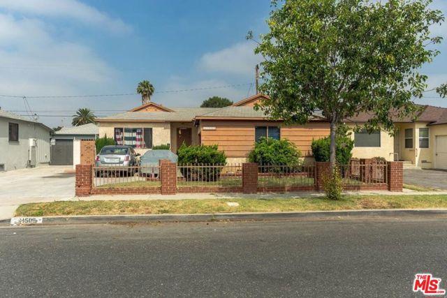 11505 SEGRELL Culver City CA 90230
