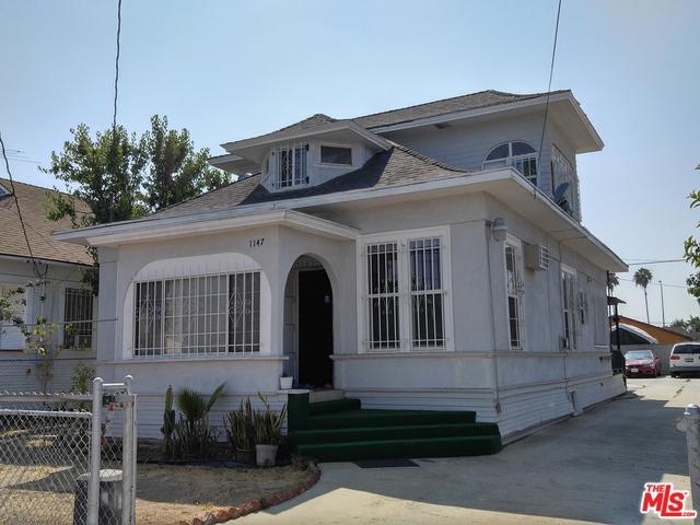 1147 Mariposa Avenue, Los Angeles, California 90006