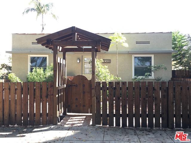 Condominium for Rent at 2450 Oak Street Santa Monica, California 90405 United States