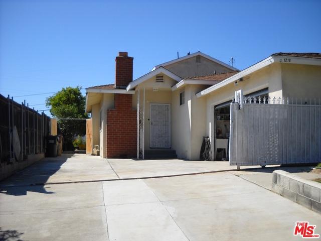 1218 W 124TH Street, Los Angeles CA 90044