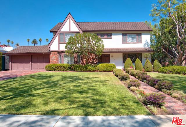 718 N ALPINE Drive, Beverly Hills CA 90210