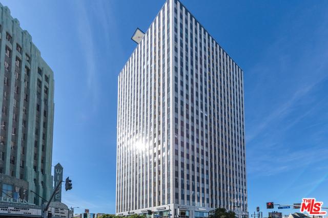 3810 WILSHIRE # 1105 Los Angeles CA 90010