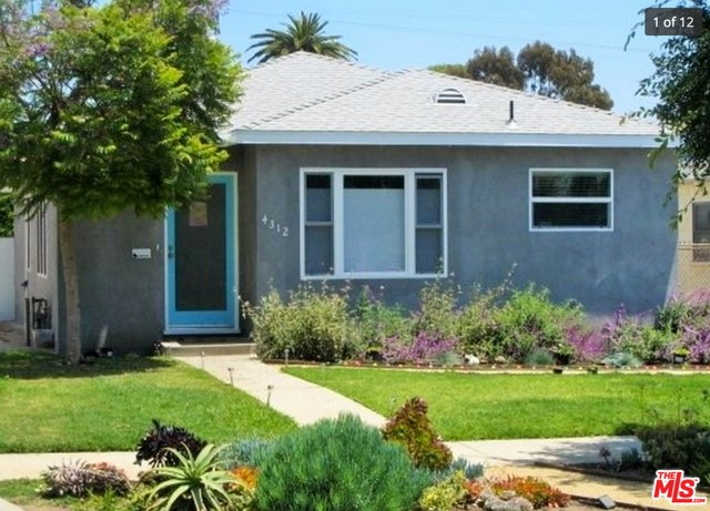 Single Family Home for Rent at 4312 Chase Avenue Los Angeles, California 90066 United States