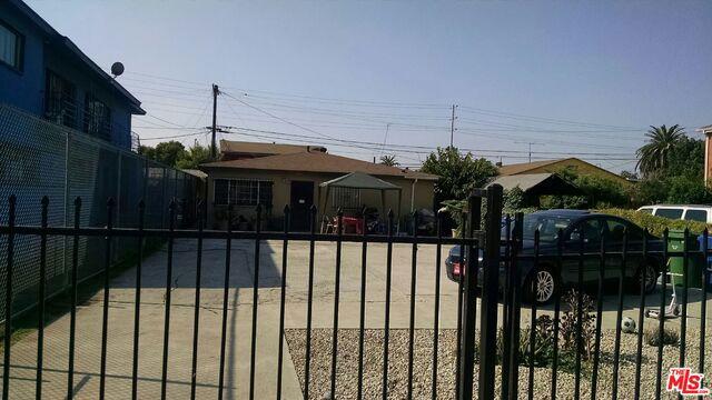240 99Th Street, Los Angeles, California 90003