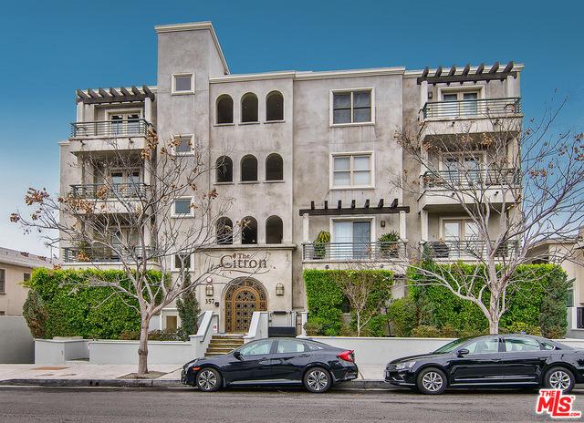 Condominium for Rent at 357 Hayworth Avenue N Los Angeles, California 90048 United States