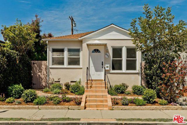 635 Ozone St, Santa Monica, CA 90405