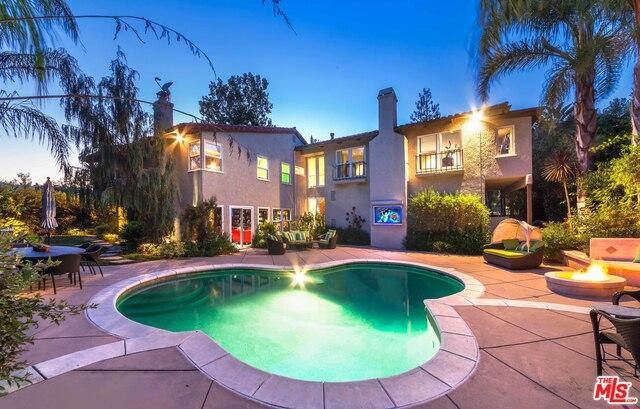 9720 MOORGATE Road, Beverly Hills CA 90210