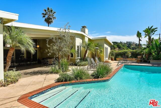 2163 SAN YSIDRO Drive, Los Angeles CA 90210