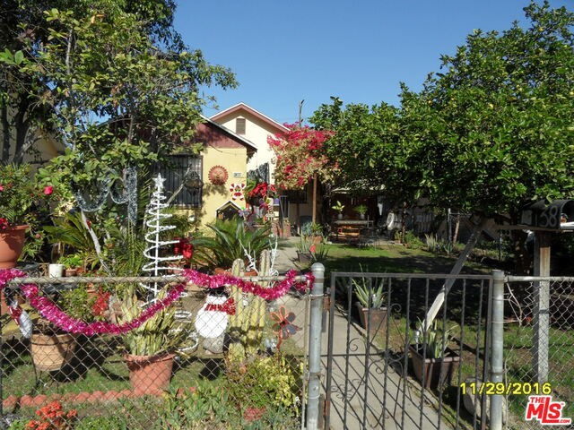 Single Family for Sale at 1381 46th Street E Los Angeles, California 90011 United States