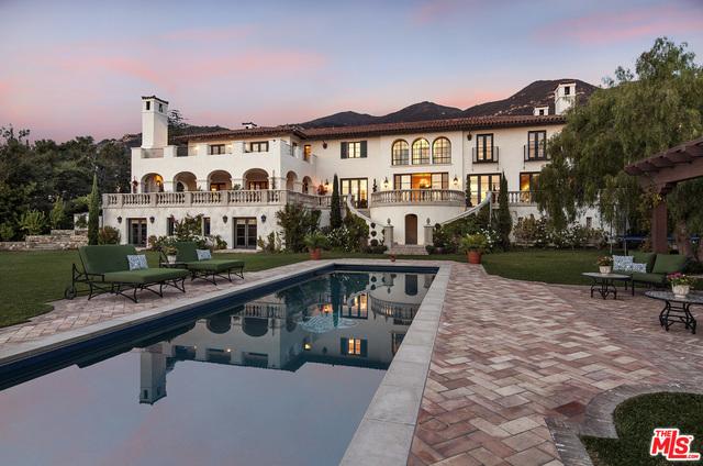 Single Family Home for Sale at 0 MOUNTAIN Drive E Montecito, California 93108 United States