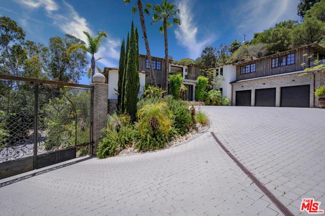 Photo of 1105 Rivas Canyon Road, Pacific Palisades, CA 90272