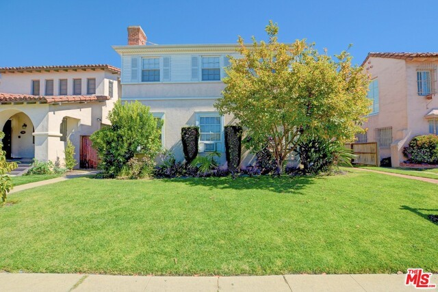 Single Family for Sale at 252 Detroit Street S Los Angeles, California 90036 United States