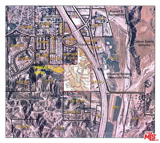 Land for Sale at The Old Road Castaic, 91384 United States