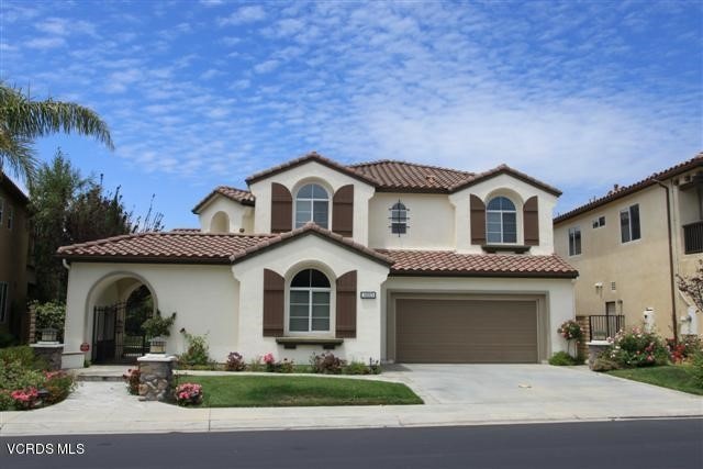 Photo of home for sale at 5885 Indian Pointe Drive, Simi Valley CA