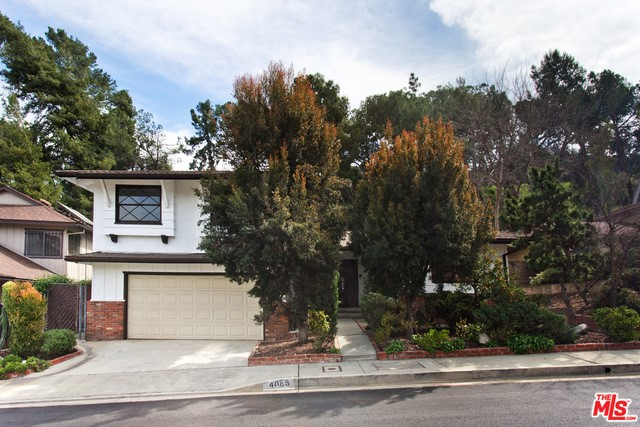 Single Family Home for Sale at 4086 Tropico Way Los Angeles, California 90065 United States
