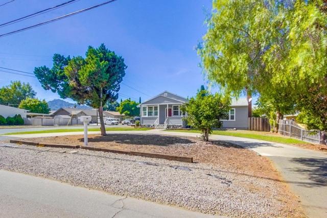 746 Sunshine  El Cajon CA 92020