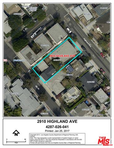 Single Family for Sale at 2910 Highland Avenue Santa Monica, California 90405 United States