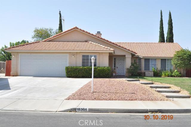 15361 Kern Avenue Hesperia CA 92345