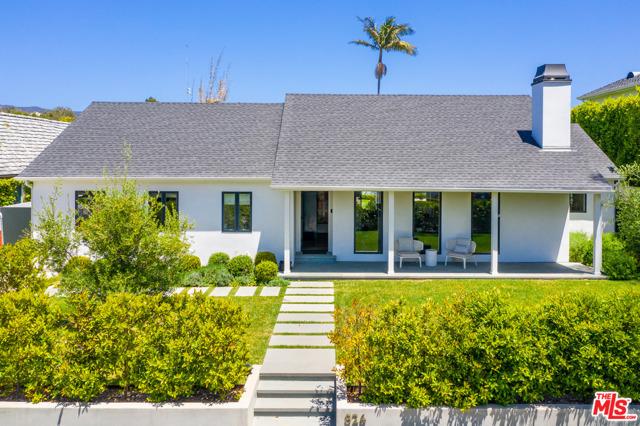 826 Alma Real Dr, Pacific Palisades, CA 90272