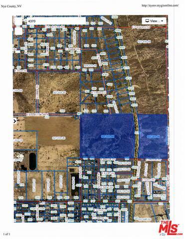 4370 Nevada Highway 160, Torrance, Nevada 89060, ,Land,For Sale,Nevada Highway 160,17234534